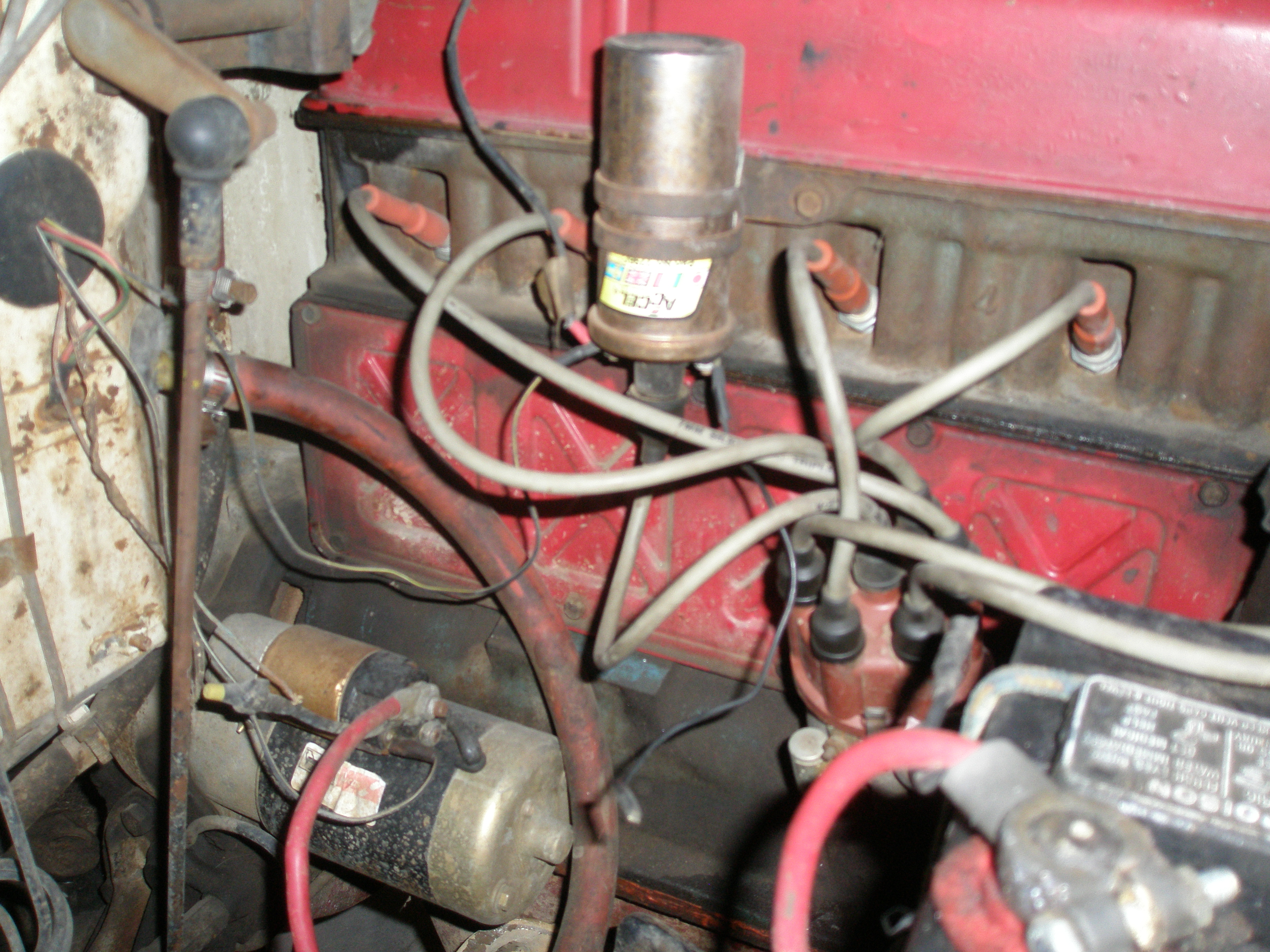 72 Toyota Land Cruiser Alternator Wiring Diagram 48 1969 Unconnected Coil Wire Fj40 Wont Start Rising Sun Member Forums 1970